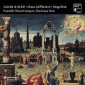 Le Jeune: Missa Ad Placitum by Dominique Visse
