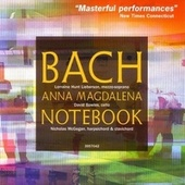 Bach: Anna Magdalena Bach Notebook (highlights) by Various Artists