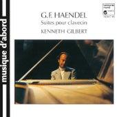 Handel: Harpsichord Suites de Kenneth Gilbert