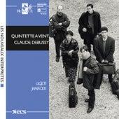 Ligeti: 6 Bagatelles - Janácek: Mládí, Concertino de Various Artists