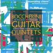 Boccherini: Guitar Quintets Nos. 1, 2 & 3 by Richard Savino and The Artaria Quartet