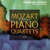 Mozart: Piano Quartets by David Miller