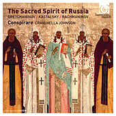 The Sacred Spirit of Russia von Various Artists