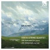 Brahms: Quintets Op.34 & Op.115 by Various Artists