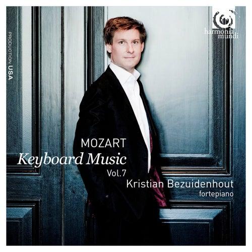 Mozart: Keyboard Music Vol. 7 by Kristian Bezuidenhout