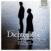 Schumann: Dichterliebe op.48, Liederkreis op.24 by Mark Padmore and Kristian Bezuidenhout