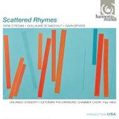Scattered Rhymes (Tarik O'Regan, Guillaume de Machaut, Gavin Bryars) de Various Artists
