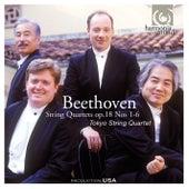 Beethoven: String Quartets, Op. 18, No. 1-6 by Tokyo String Quartet