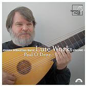 Bach: Lute Works, Vol. I by Paul O'dette