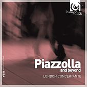Piazzolla and Beyond von Various Artists