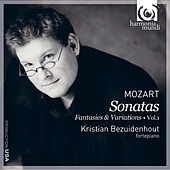 Mozart: Keyboard Music Vol. 1 by Kristian Bezuidenhout