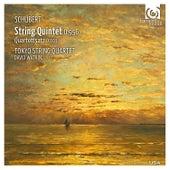 Schubert: String Quintet D.956, Quartettsatz D.703 by Various Artists