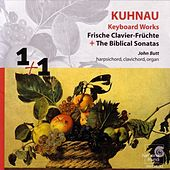 Kuhnau: Keyboard Works by John Butt