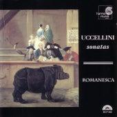 Uccellini: Sonatas by Romanesca and Andrew Manze
