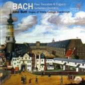 Bach: Four Toccatas & Fugues - Schübler Chorales by John Butt