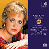 Gold Medalist: 11th Van Cliburn International Piano Competition by Olga Kern