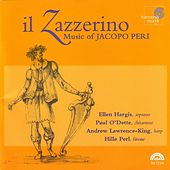 Il Zazzerino - Music of Jacopo Peri de Various Artists