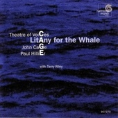 John Cage: Litany for the Whale by Various Artists