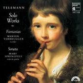 Telemann: Solo Works - Fantasias - Sonata by Various Artists