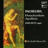 Pachelbel: Hexachordum Apollinis by John Butt