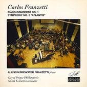 Piano Concerto No. 1 and Symphony No. 2 Atlantis by Carlos Franzetti