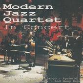 In Concert (Live) by Modern Jazz Quartet