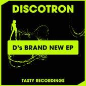 D's Brand New - Single fra Discotron