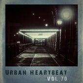 Urban Heartbeat,Vol.70 de Various Artists