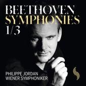 Beethoven: Symphonies Nos. 1 & 3 von Wiener Symphoniker