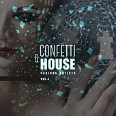 Confetti & House, Vol. 3 by Various Artists
