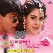 90s Evergreen Romantic Songs (With Jhankar Beats) de Various Artists