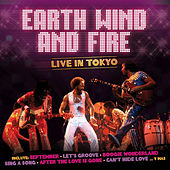 Live in Tokyo de Earth, Wind & Fire