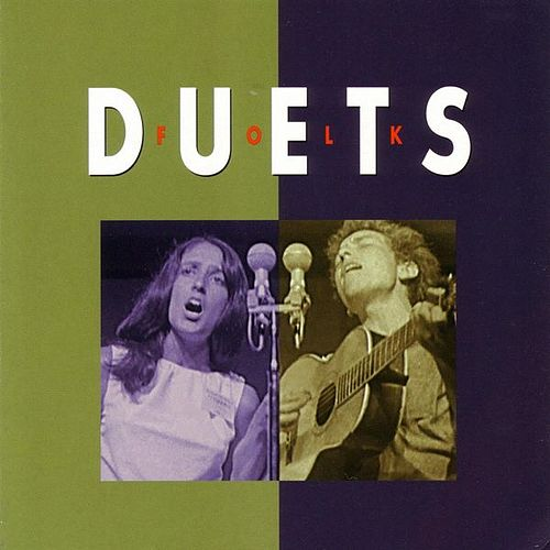 Folk Duets by Various Artists
