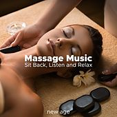 Massage Music: Sit Back, Listen and Relax, Relaxation Music, Meditation, Sleep, Reflections with Nature Sounds de Soundtrack