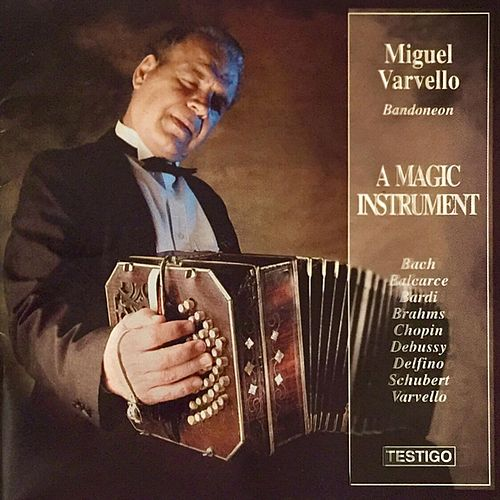 Bandoneon A Magic Instrument von Miguel Angel Varvello