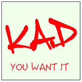 You Want It by Kad