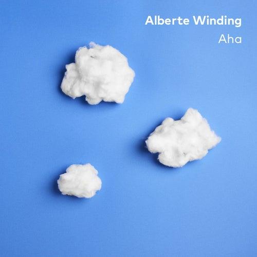 Aha by Alberte Winding