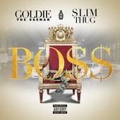 Boss (feat. Slim Thug) de Goldie The Gasman