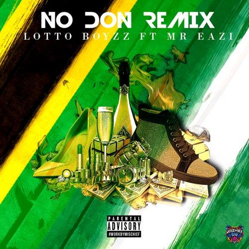 No Don (Mr Eazi Remix) di LottoBoyzz