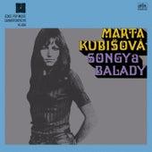 Songy a balady by Marta Kubišová