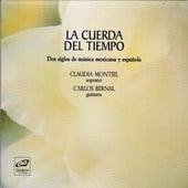 La cuerda del tiempo by Claudia Montiel
