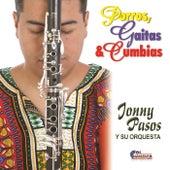 Porros Gaitas y Cumbias de Jonny Pasos y su Orquesta