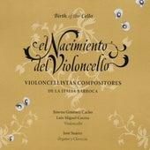 Birth of the Cello by Jimena Giménez Cacho