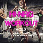 Hi-NRG Workout, Vol. 2 - EP by Various Artists