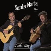 Linda Mujer de Santa Maria Duo