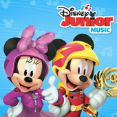 Mickey and The Roadster Racers: Disney Junior Music by Cast - Mickey and the Roadster Racers