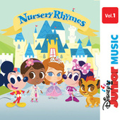 Disney Junior Music Nursery Rhymes (Vol. 1) by Various Artists
