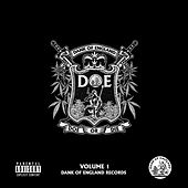 Doe or Die, Vol. 1 by Black The Ripper