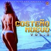 Costeno Nuevo, Vol. 3 by Various Artists