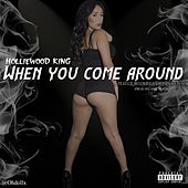 When You Come Around (feat. Lil Ro, Omega Crosby & Fre$h) by Holliewood King